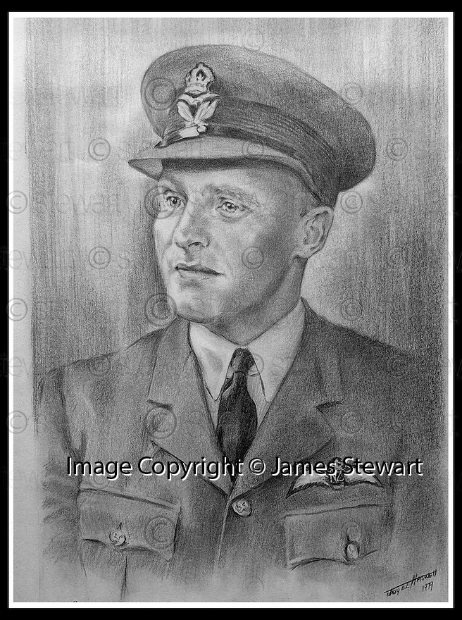 16/04/2002                 Collect Pic : James Stewart .Ref :     .File Name : stewart-hero pilot 01.SKETCH OF HERO PILOT CARLISLE EVERIFF WHO DIED AT THE CONTROLS OF HIS PLANE AFTER REFUSING TO BAIL OUT TO ENSURE THAT HE COULD STEER HIS PLANE CLEAR OF THE VILLAGE OF COWIE.......(see copy from Tim Bugler).........James Stewart Photo Agency, 19 Carronlea Drive, Falkirk. FK2 8DN      Vat Reg No. 607 6932 25.Office     : +44 (0)1324 570906     .Mobile  : +44 (0)7721 416997.Fax         :  +44 (0)1324 570906.E-mail  :  jim@jspa.co.uk.If you require further information then contact Jim Stewart on any of the numbers above.........