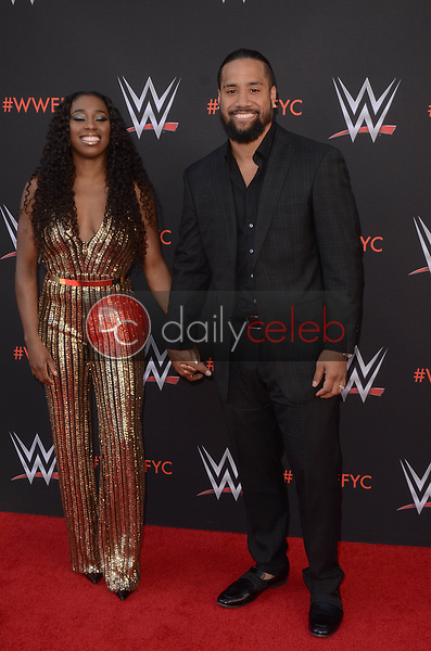 Jimmy Uso, Naomi<br />
