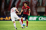 Guangzhou Midfielder Zheng Zhi in action during the AFC Champions League 2017 Quarter-Finals match between Guangzhou Evergrande (CHN) vs Shanghai SIPG (CHN) at the Tianhe Stadium on 12 September 2017 in Guangzhou, China. Photo by Marcio Rodrigo Machado / Power Sport Images