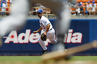 Alex Cora In a MLB game played at Dodger Stadium between the Colorado Rockies and the Los Angeles Dodgers where the Dodgers defeated the rockies 1-0 in 11 innings