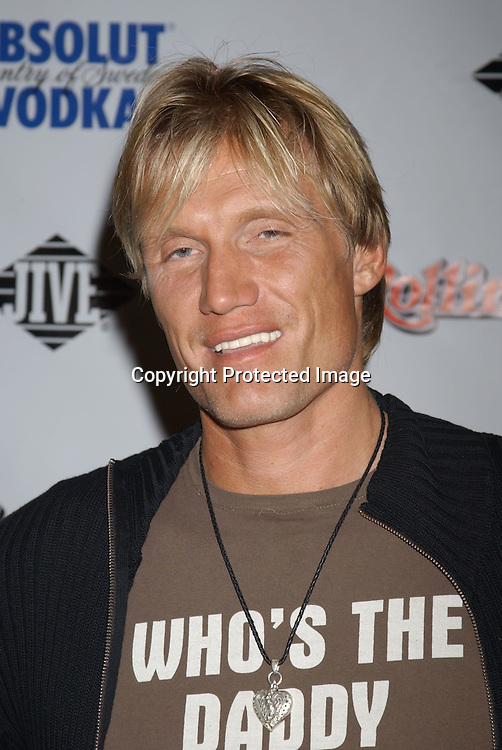 ..Dolph Lundgren..at the Rolling Stone Magazine party for the 2003 Hot Issue on September 15,2003 at the Deck of PIer 59 Studios. ..Photo By Robin Platzer, Twin Images