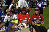 Todd Beckman, Jimmy Ablott and Greg Foster.