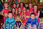 Drama:Pictured at The Tintean Theatre, Ballybunion, on Saturday night are members of West Limerick Stage Schools performance of Aladin.
