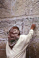 ISRAELE - Gerusalemme - <br /> Muro del Pianto  - Zona riservata alle donne