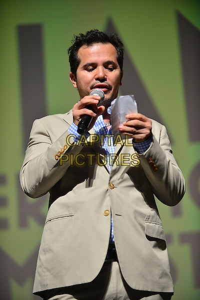 MIAMI, FL - MARCH 16: Actor John Leguizamo attends Open Windows screening at Miami International Film Festival 2014 at Gusman Center for the Performing Arts on March 16, 2014 in Miami, Florida.   <br /> CAP/MPI/mpi10<br /> &copy;mpi10/MediaPunch/Capital Pictures