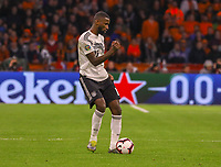 Antonio Rüdiger (Deutschland Germany) - 24.03.2019: Niederlande vs. Deutschland, EM-Qualifikation, Amsterdam Arena, DISCLAIMER: DFB regulations prohibit any use of photographs as image sequences and/or quasi-video.