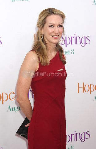 NEW YORK, NY - AUGUST 6, 2012: Vanessa Taylor at the 'Hope Springs' premiere at the SVA Theater on August 6, 2012 in New York City. © RW/MediaPunch Inc.