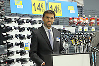 Javier Lopez Segovia (Geschäftsführer Decathlon Deutschland)