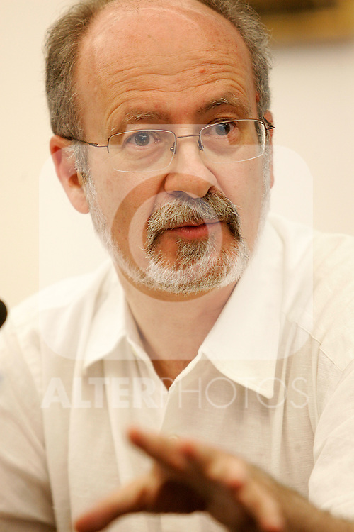 El compositor espanol Jose Luis Turina..(ALTERPHOTOS/Acero).