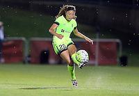 Boyds, MD - Wednesday Sept. 07, 2016: Rumi Utsugi during a regular season National Women's Soccer League (NWSL) match between the Washington Spirit and the Seattle Reign FC at Maureen Hendricks Field, Maryland SoccerPlex.