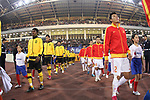 Vietnam vs Malaysia during their AFF Suzuki Cup 2010 Semi-Finals second leg match at My Dinh National Stadium on 18 December 2008, in Hanoi, Vietnam. Photo by Stringer / Lagardere Sports
