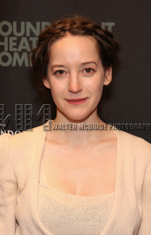 Brooke Bloom attends the Broadway Opening Night After Party for The Roundabout Theatre Company production of 'Time and The Conways'  on October 10, 2017 at the American Airlines Theatre in New York City.