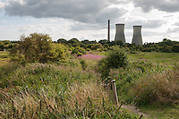 Abandoned Cooling Towers at Pegwell Bay, Kent 2