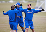 311210 Rangers training