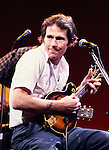 "Levon Helm of The Band 1980 hosting ""Midnight Special"".© Chris Walter."