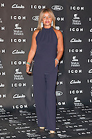 "Begona Trapote attends the ""ICON Magazine AWARDS"" Photocall at Italian Consulate in Madrid, Spain. October 1, 2014. (ALTERPHOTOS/Carlos Dafonte) /nortephoto.com"