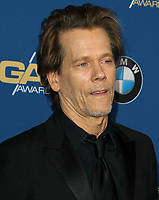 03 February 2018 - Los Angeles, California - Kevin Bacon. 70th Annual DGA Awards Arrivals held at the Beverly Hilton Hotel in Beverly Hills. <br /> CAP/ADM<br /> &copy;ADM/Capital Pictures