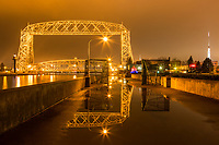 """Aerial Spring Reflections""<br />
