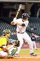 Rendon, Anthony 2194 (Andrew Woolley).jpg. NCAA baseball, Houston College Classic. Baylor Bears vs Rice Owls. Minute Maid Park. March 1st, 2009 in Houston, Texas. Photo by Andrew Woolley.