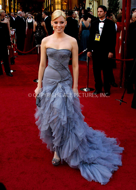 WWW.ACEPIXS.COM . . . . .  ....March 7 2010, Hollywood, CA....Elisabeth Banks at the 82nd Annual Academy Awards held at Kodak Theatre on March 7, 2010 in Hollywood, California.....Please byline: Z10-ACE PICTURES... . . . .  ....Ace Pictures, Inc:  ..Tel: (212) 243-8787..e-mail: info@acepixs.com..web: http://www.acepixs.com