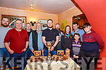 Dirty Field Association Awards: Pictured at the Dirty Field Association Awards night at McCarthy's Bar, Finuge on Saturday night last were Sheamus Lyons, Denis Harris, Ger Lennon, Buck Loughnane, Luke Harris, Mike O'Connor &  Eileen John, Chloe & Conor Walsh.