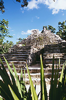 Mayan ruins in Xelha. Photos for Jasai´s catalogue of the houses of Memo and the surrounding area