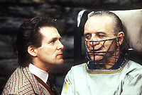 The Silence of the Lambs (1991) <br /> Anthony Hopkins &amp; Anthony Heald<br /> *Filmstill - Editorial Use Only*<br /> CAP/KFS<br /> Image supplied by Capital Pictures