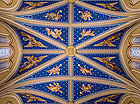 Apr. 8, 2015; Basilica of the Sacred Heart ceiling. (Photo by Matt Cashore/University of Notre Dame)