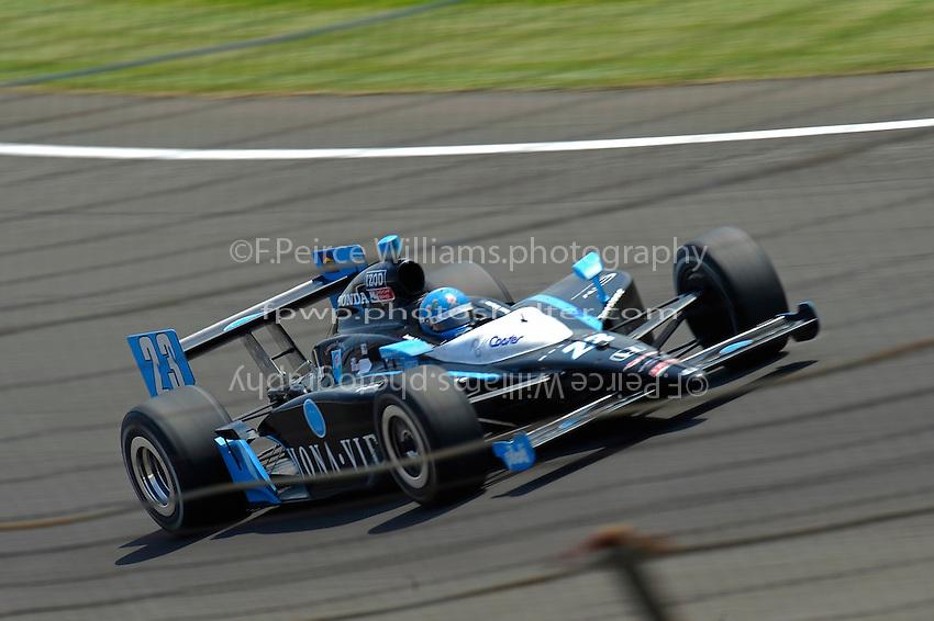 Tomas Scheckter (#23)