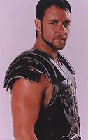 Gladiator (2000)<br /> Promo shot of Russell Crowe<br /> *Filmstill - Editorial Use Only*<br /> CAP/KFS<br /> Image supplied by Capital Pictures