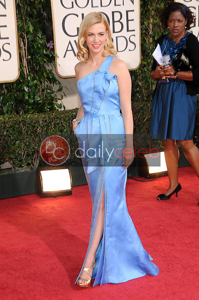 January Jones<br />at the 66th Annual Golden Globe Awards. Beverly Hilton Hotel, Beverly Hills, CA. 01-11-09<br />Dave Edwards/DailyCeleb.com 818-249-4998