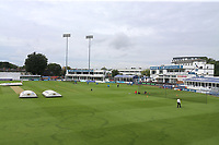 General view of the ground ahead of Essex CCC vs West Indies, Tourist Match Cricket at The Cloudfm County Ground on 2nd August 2017
