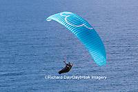 62995-00605 Hang Glider at Torrey Pines Gliderport La Jolla, CA