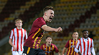 Bradford City U18 and Stoke City U18 - FA Youth Cup - 12.12.2019