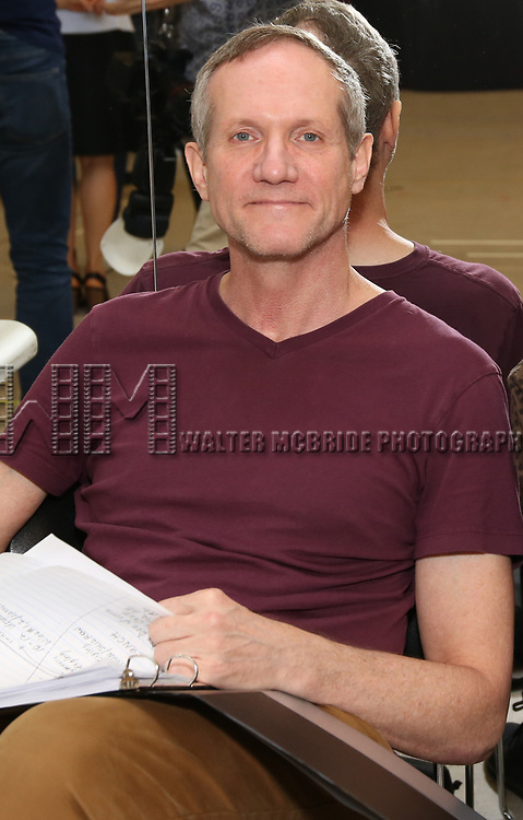 "Mark Brokaw  In Rehearsal with the Kennedy Center production of ""Little Shop of Horrors"" on October 11 2018 at Ballet Hispanica in New York City."