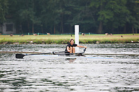Race: 14  W.MasD.1x  Quarter-Final<br /> 80  Milton Keynes Rowing Club<br /> 81  Talkin Tarn Amateur Rowing Club<br /> <br /> Henley Masters Regatta 2018 - Friday<br /> <br /> To purchase this photo, or to see pricing information for Prints and Downloads, click the blue 'Add to Cart' button at the top-right of the page.