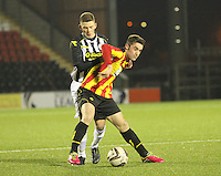 St Mirren v Partick Thistle Under 20's 191113
