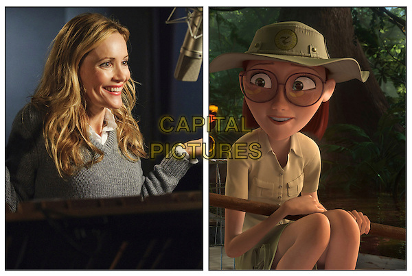 Leslie Mann (voice of Linda)<br /> in Rio 2 (2014) <br /> *Filmstill - Editorial Use Only*<br /> CAP/NFS<br /> Image supplied by Capital Pictures