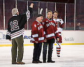 Mark Walsh, Bill Cleary, Scott Farden, Ryan Grimshaw (Harvard - 6) - The Union College Dutchmen defeated the Harvard University Crimson 2-0 on Friday, January 13, 2011, at Fenway Park in Boston, Massachusetts.