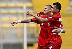 Equidad perdió 3-2 ante Rionegro Águilas en Bogotá. Fecha 12 de la Liga Águila I-2016