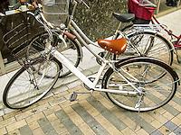Aroma Bike in Ota, Japan 2014.