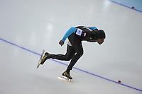 OLYMPICS: SOCHI: Adler Arena, 15-02-2014, Men's 1500m, Shani Davis (USA), ©photo Martin de Jong