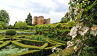 Six sites managed by English Heritage have reopened to the public this week after closing amid the coronavirus lockdown<br /> Kenilworth Castle and Elizabethan Gardens in Warwickshire is one the six sites andhas adopted a one way systemaround the whole site, with separateentranceand exit points, along with social distancingmarkers. June 16th 2020<br /> <br /> Photo by Keith Mayhew