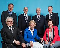 20-06-13, Netherlands, Rosmalen,  Autotron, Tennis, Topshelf Open 2013, , KNLTB bestuur<br /> Photo: Henk Koster