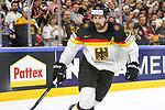 Deutschlands Seidenberg, Dennis (Nr.24)  beim Spiel der IIHF 2017 WM, Deutschland - Lettland.<br /> <br /> Foto &copy; PIX-Sportfotos *** Foto ist honorarpflichtig! *** Auf Anfrage in hoeherer Qualitaet/Aufloesung. Belegexemplar erbeten. Veroeffentlichung ausschliesslich fuer journalistisch-publizistische Zwecke. For editorial use only.