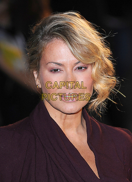 "ANASTACIA .attending ""Tropic Thunder"" UK Premiere, Odeon Leicester Square, London, England, 16th September 2008..portrait headshot  brown.CAP/BEL.©Tom Belcher/Capital Pictures"