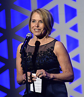 NEW YORK - MAY 18: Katie Couric appears onstage at the 78th Annual Peabody Awards at Cipriani Wall Street on May 18, 2019 in New York City. (Photo by Anthony Behar/FX/PictureGroup)