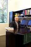 "Dr. Jeffrey Leake is an institute physician in the Las Vegas, Nevada office of Cenegenics, seen April 4, 2011.  Cenegenics Medical Institute offers aging patients ""age management"" techniques through a thorough medical assessment and hormonal supplements. ."