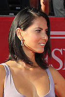 Olivia Munn at the 2012 ESPY Awards at Nokia Theatre L.A. Live on July 11, 2012 in Los Angeles, California. &copy;&nbsp;mpi20/MediaPunch Inc. *NORTEPHOTO*<br />