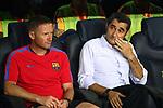 Supercopa de Espa&ntilde;a - Ida.<br /> FC Barcelona vs R. Madrid: 1-3.<br /> Ernesto Valverde.